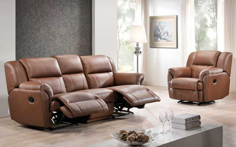 recliner sofa for back