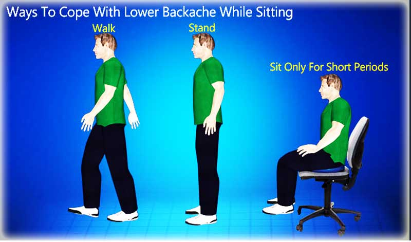 tips to cope with back pain