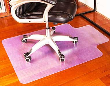 chair mat for hardwood floor review