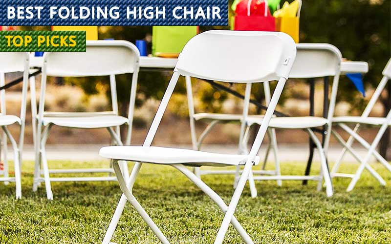 Strange Best Folding High Chair 2020 Top 10 Roundup Reviews Andrewgaddart Wooden Chair Designs For Living Room Andrewgaddartcom