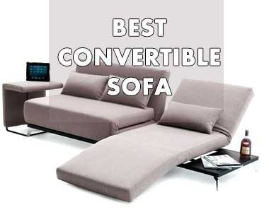best convertible sofa review
