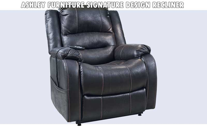 Ashley Furniture Signature Design Recliner review