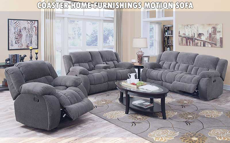 Coaster Home Furnishings Motion Sofa review