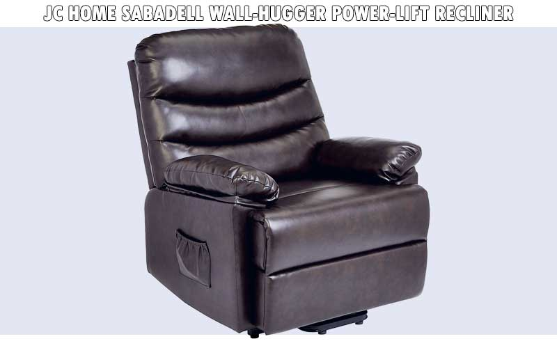 JC Home Sabadell Wall-Hugger Power-Lift Recliner review