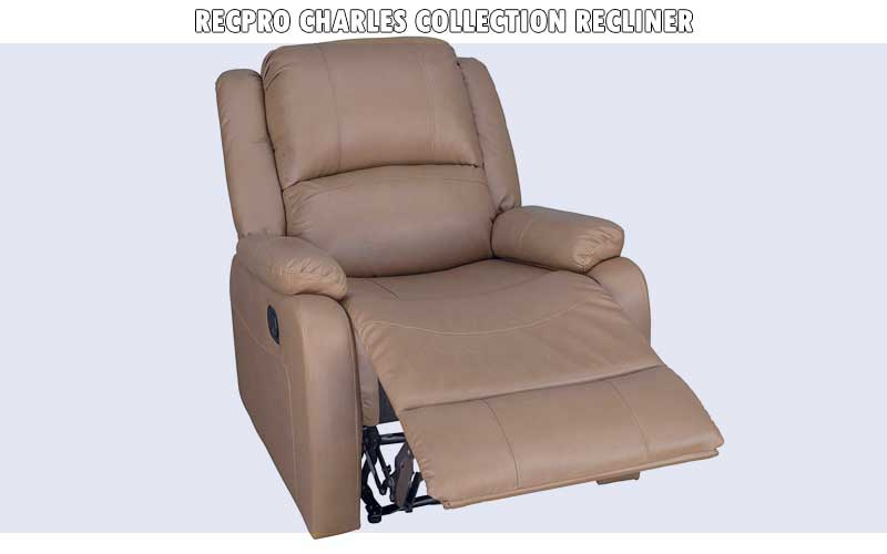 RecPro Charles Collection Recliner review