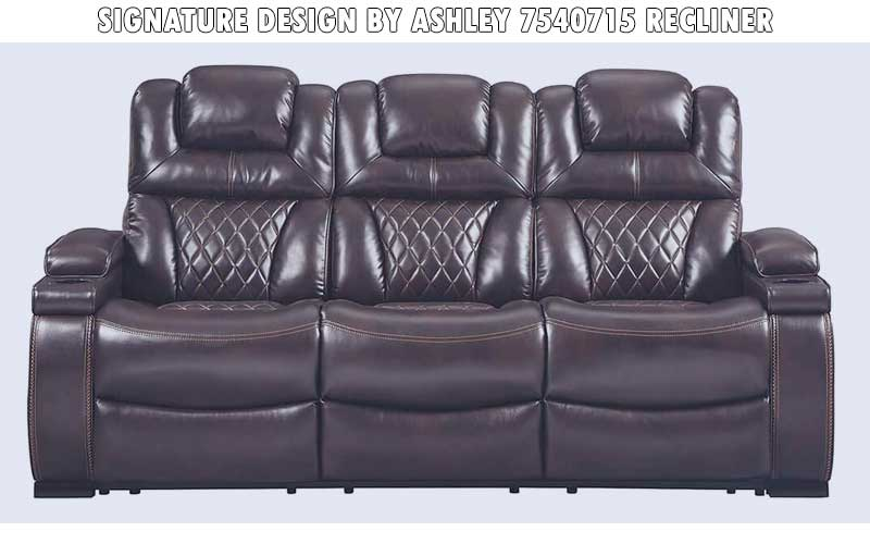 Signature Design by Ashley 7540715 Recliner review