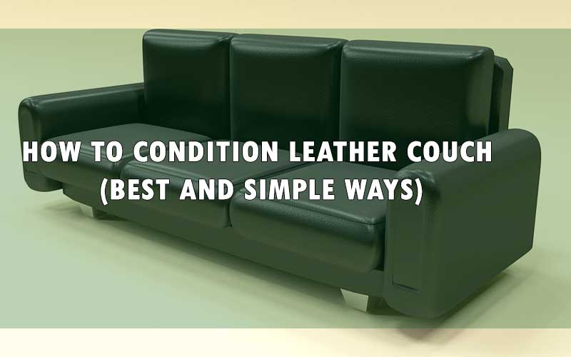 Condition Leather Couch