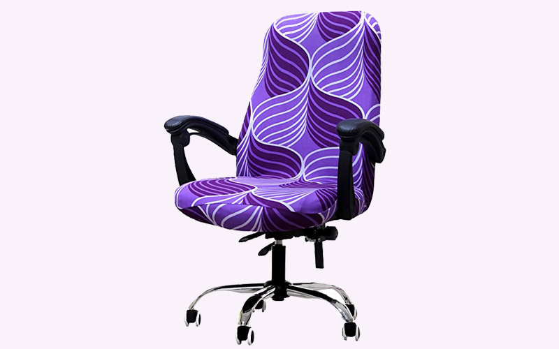 Deisy Dee Environmental & Durable Computer Office Chair Covers
