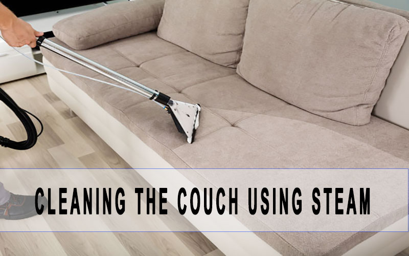 sectional couch deep cleaning
