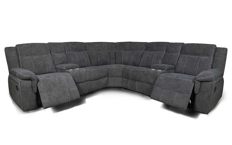 Motion Reclining Sectional Sofa